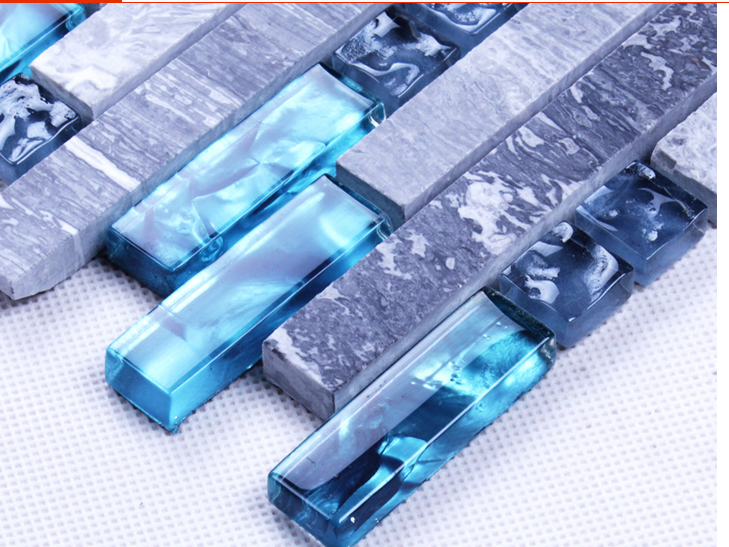 Online kopen wholesale glas tegels douche floor uit china glas tegels douche floor groothandel - Keuken ontwerp lineaire ...