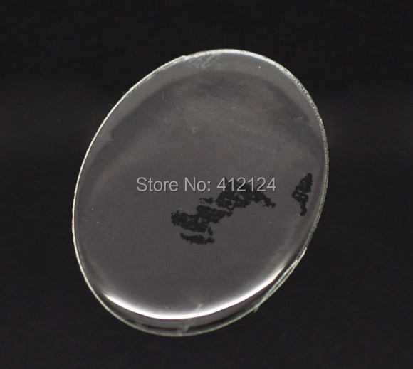 """180Pcs Clear Cabochons Resin Stickers Oval Epoxy Domes Jewelry Component 4x3cm(1-5/8""""x1-1/8"""")(China (Mainland))"""
