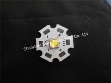 20mm Board CREE XML XML2 T6 U2 10W High Power LED Emitter/Bulb For Flashlight DIY 5pcs/lot
