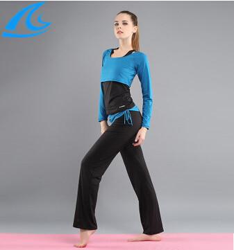 2014 New Design Women Yoga Sets/Fitness Clothing Women/Training Suit Women/Gym Clothes Women/Summer - He & She Trade Co., Ltd. store