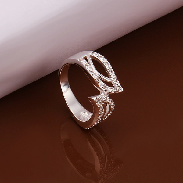 western style popular fresh fashion rings for celebrity hot selling promotion price women christmas gifts jewelry(China (Mainland))