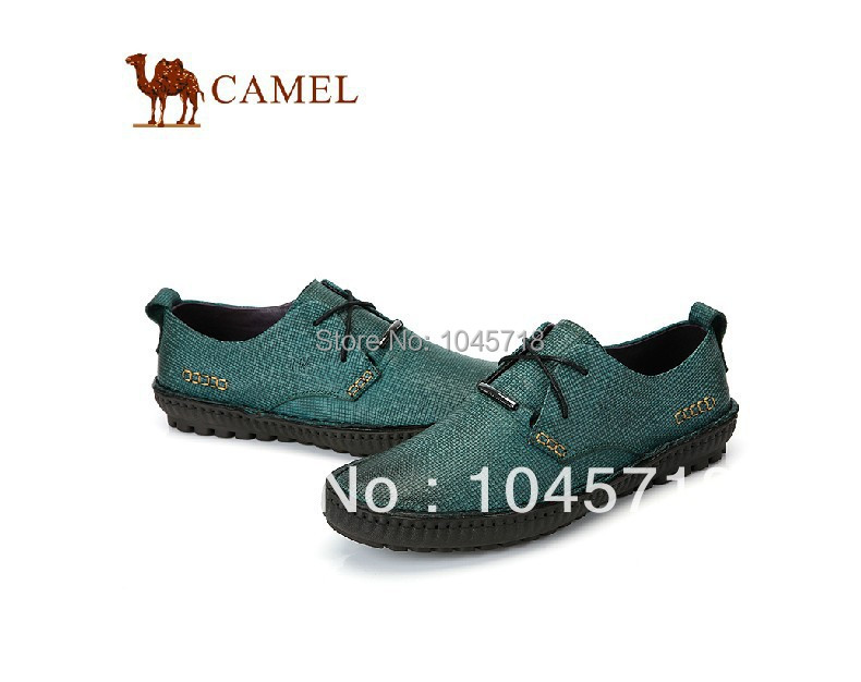 Camel camel shoes vintage fashionable casual trend of the lacing male flats shoes 2014 spring and autumn<br><br>Aliexpress