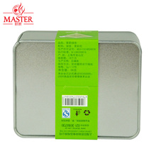 JUJIANG master jasmine tea bag tea bag tea bags triangle transparent three dimensional box of herbal