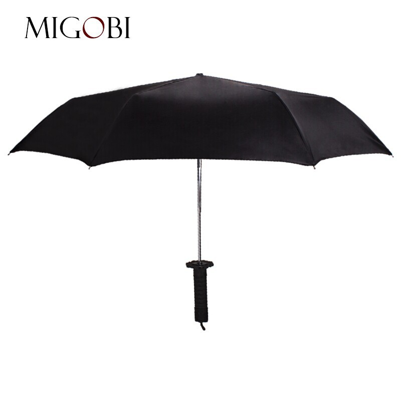 Free Shipping MIGOBI Samurai Sword Umbrella(China (Mainland))