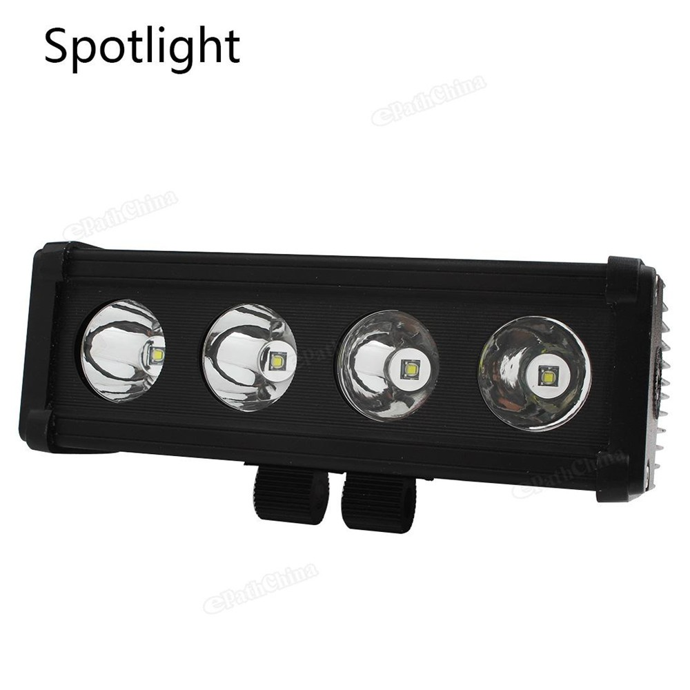 Waterproof 7 Inch 12V/24V 3000LM 40W  LED Car Work Light for Truck /4x4  / SUV / ATV / OffRoad / Car / Motorcycle / Boat