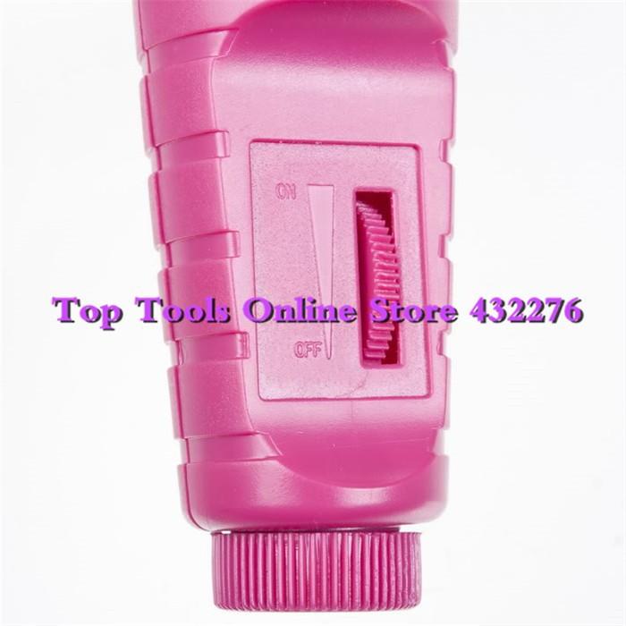 Mini Drill Electric Nail Drill Manicure machine 220V EU Plug with 6pcs Bits
