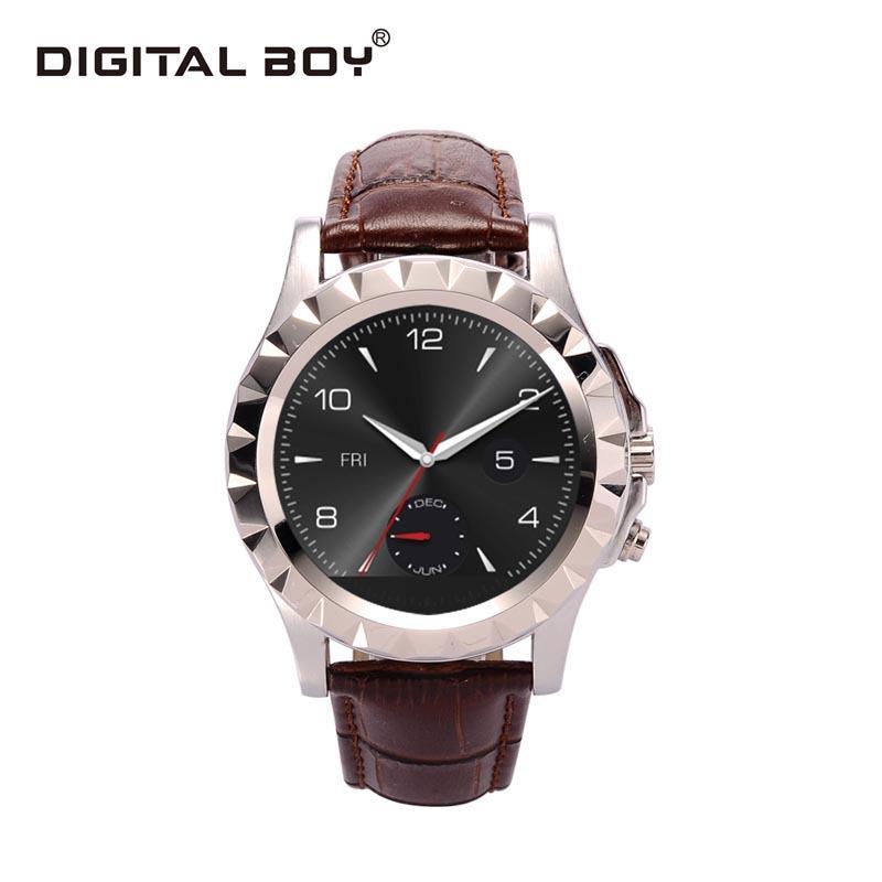 Мода Т2 Смарт Bluetooth Часы наручные часы для iPhone от Samsung компания LG все смартфон с 3-мегапиксельной HD-камерой
