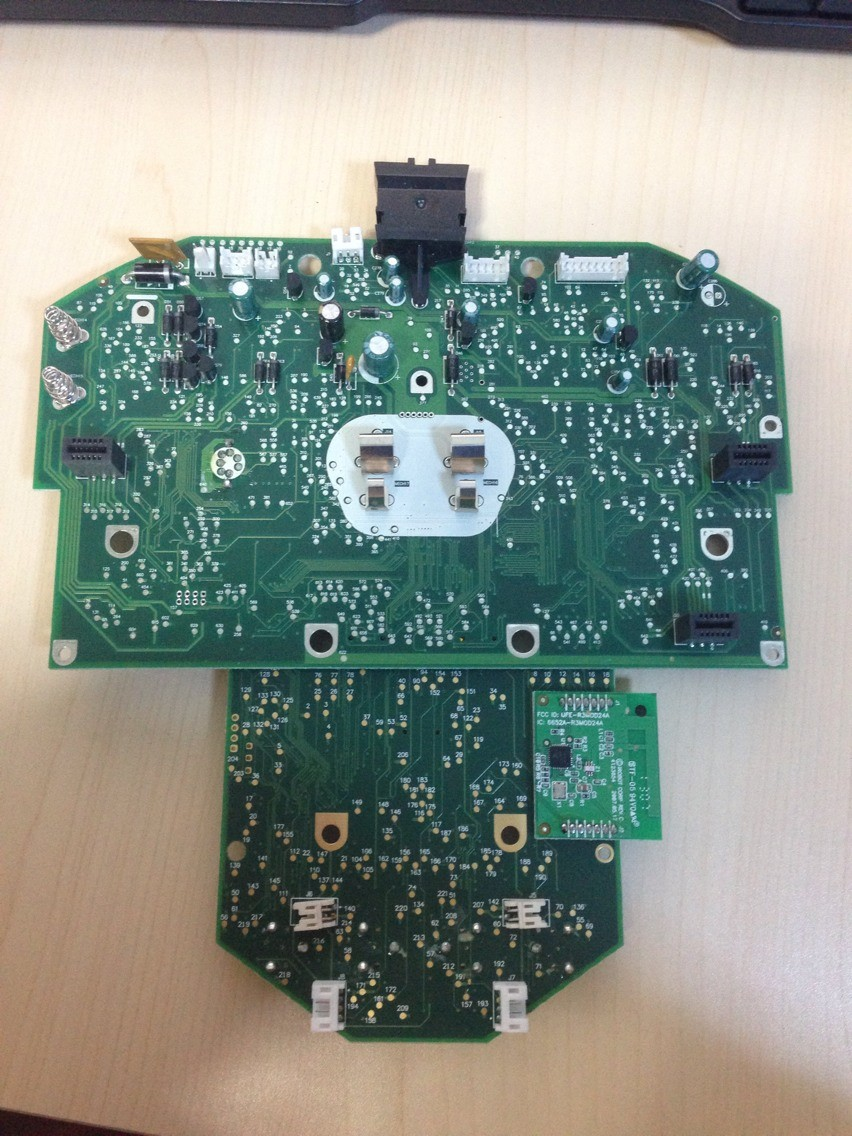 iRobot Roomba scooba MINT sweeping mopping robot Motherboard Motherboards(China (Mainland))