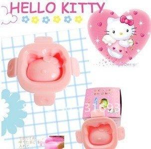 D3 Hello Kitty Egg Sushi RICE MOLD, 4 Pcs/lot Free Shipping