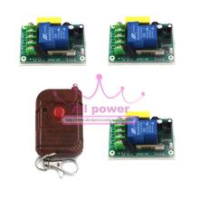 Из светодиодов свет контроллер 1 ключ рф беспроводной пульт дистанционного управления устройство мощных 220 В 30A