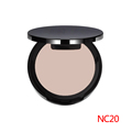 Fashionable women daily essentials Face Pressed Powder Foundation Makeup Tool 11 Colors Cosmetic Foundation Smooth