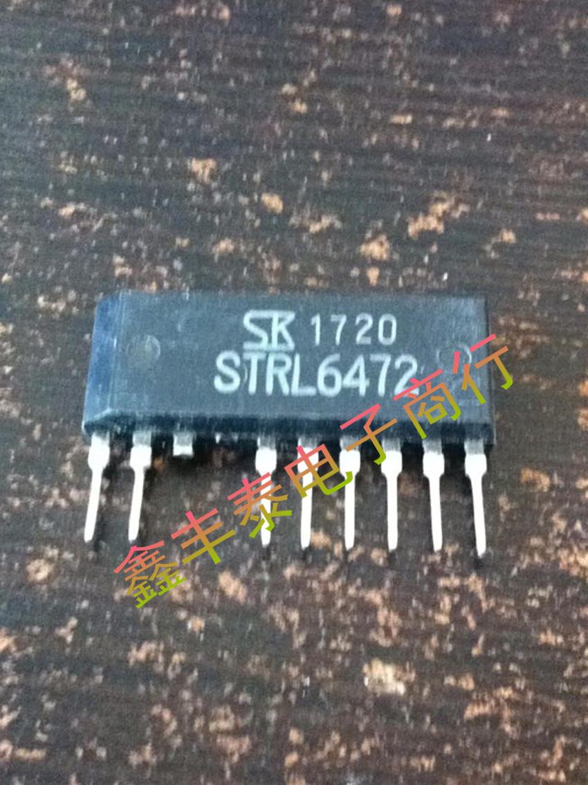 Free shipping 10pcs/lot Free shipping STRL6472 ZIP-8 new original