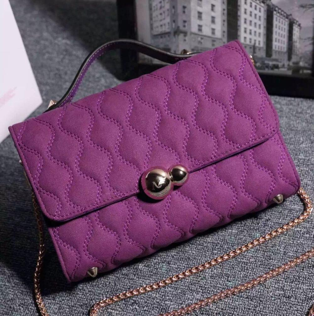 2016 new arrival  nalanxi fashion style shoulder bag, real ,geniune leather, cowhide,9527 flap bag free shipping<br><br>Aliexpress