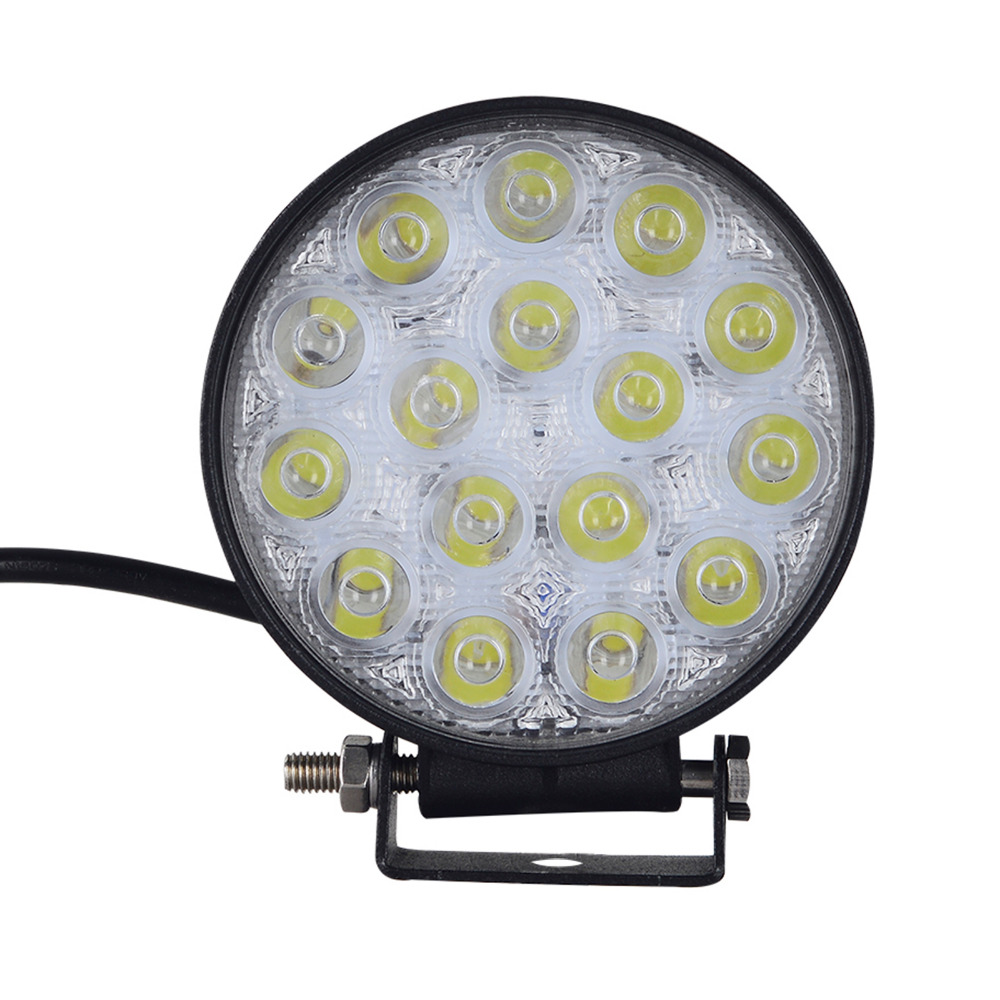 10pcs 48W LED Work Light for Indicators Motorcycle Driving Offroad Boat Car Tractor Truck 4x4 SUV ATV Flood 12V 24V YW48W<br><br>Aliexpress
