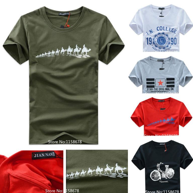 Мужская футболка T shirt & s/5xl T мужская футболка t shirt tmt t s 2xl 160030