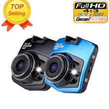 100% Originele Mini Auto DVR Camera Topbox GT300 Dashcam Full HD 1080 P Video Registrator Recorder g-sensor Night Vision Dash Cam