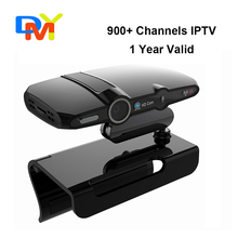 Smart camera HD23 Tv Box with Camera Allwinner Dual Core TV Box 1GB 8GB Android 4.4 HDMI Smart TV Box with 900+ Channels IPTV