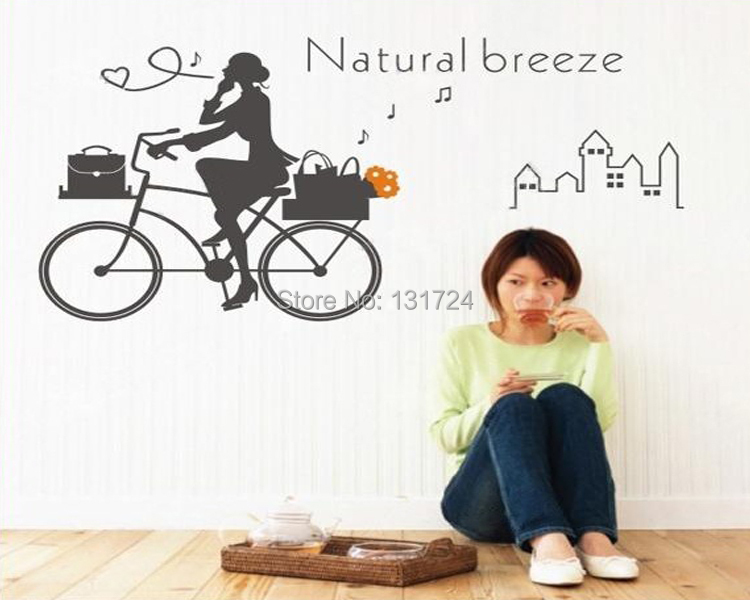 cheap wall stickers bedroom bike nursery wall art vinyl easily decorate your nursery with wall decals the homesource