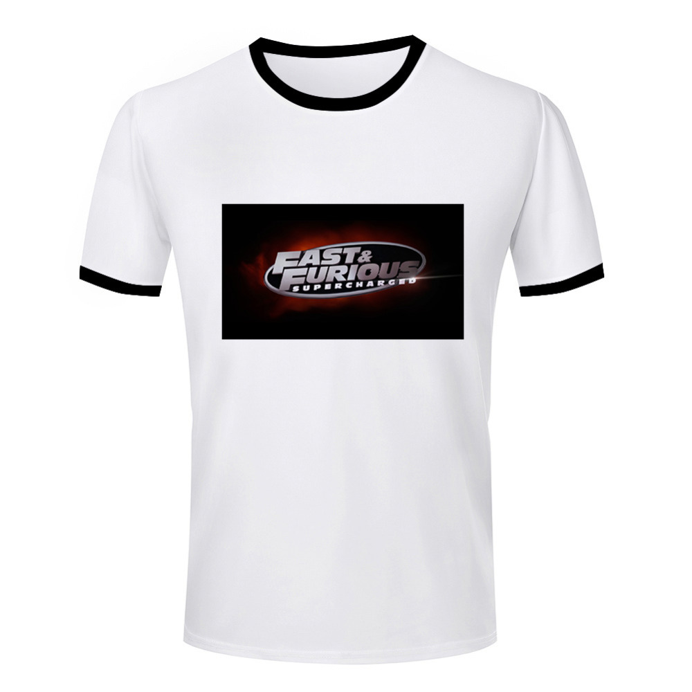 Brand New 3D Movie Logo Print Mens T-shirt Casual Need For Speed T Shirts Hot Man Clothing Leisure Tops Tees Active Male Clothes(China (Mainland))