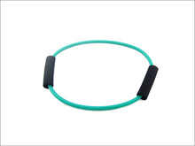 Resistance Training Bands Tube Workout Exercise for Yoga Latex pull rope O Type Fashion Body Building