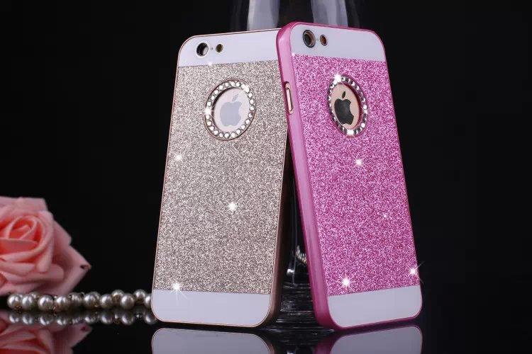 carcasa purpurina iphone 6s