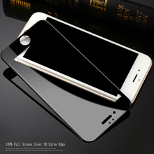 Buy iphone 6s full body cover tempered glass iphone 6 plus covered screen protector protective film for $1.98 in AliExpress store