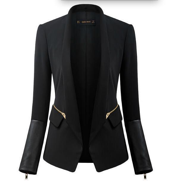 Женский пиджак Youji Fashion Store , Blaser Feminino xz/0017 XZ-0017