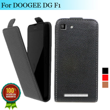 Buy Factory price, Top new style flip PU leather case open DOOGEE DG F1, gift for $3.98 in AliExpress store