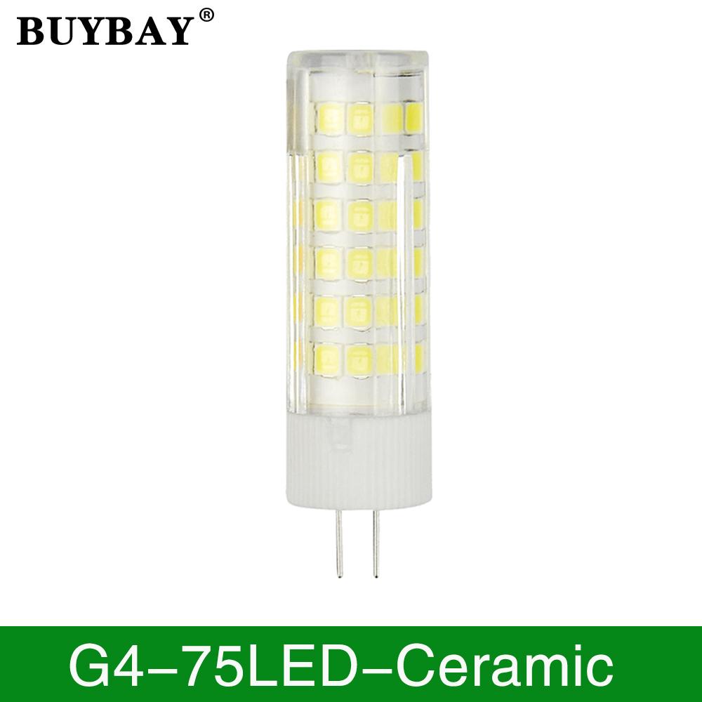 G4 bulb lamp For crystal chandelier 9W LED SMD 2835 LED light G4 220V 360 degree led spotlight G4 lampada ceramic+PC bomblias(China (Mainland))