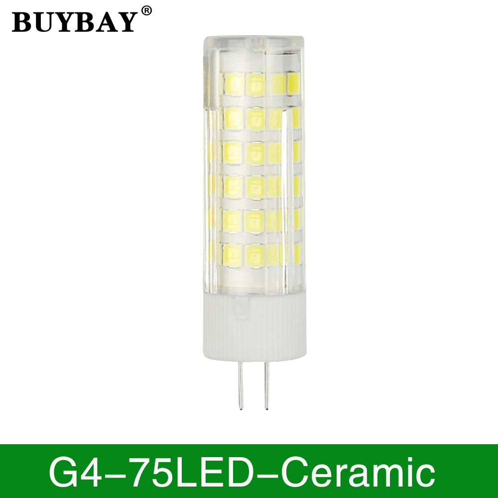 G4 bulb lamp For crystal chandelier 9W LED SMD 2835 LED light G4 220V 360 degree led spotlight G4 lampada ceramic+PC bomblias(China (Mainland))