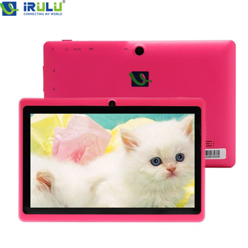 Drop shipping Cheap 7 inch Dual core Q88 1.5GHz android 4.2 tablet pc allwinner A23 512M 16GB Capacitive Screen Dual camera WIFI