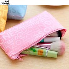 1 PCS Women Portable Cute Multifunction Beauty ZipperTravel Cosmetic Bag Makeup Case Pouch Toiletry Organizer Holder(China (Mainland))