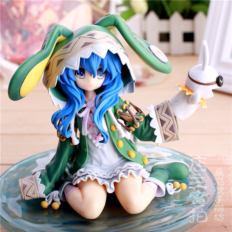 NEW DATE A LIVE model Yoshino Sitting position Western Toys sexy free shopping(China (Mainland))