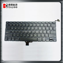 Laptop Keyboard New 2009-2012 For Apple Macbook Pro A1278 Keyboard US Keyboard Replacement(China (Mainland))