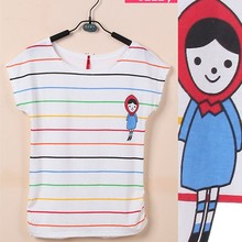2016 Top Selling Womens Clothes Fashion Vintage Spring Summer Short Sleeve Animal Printed Girls Cotton Female Women T-shirt(China (Mainland))