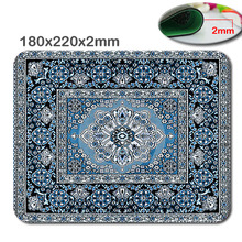 professional custom quick printing high quality Persian carpet for quick game PC notebook mouse pad antiskid durable mouse pad