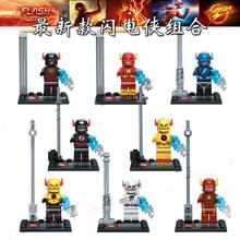 Wholesale Flash Man Minifigures 80 Piece/lot SY269 Building Blocks Sets Model DIY Bricks Figure Toys For Children
