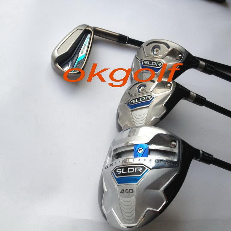 2014 new SLDR golf driver 10.5 degree 3#5# golf fairway woods SpeedBlade golf irons stiff graphite shafts golf clubs <br><br>Aliexpress