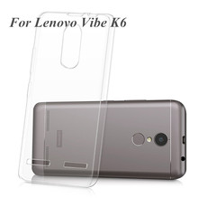 Buy Lenovo Vibe K6 phone case Ultra-thin Transparent crystal Soft Silicone TPU phone shell cover Lenovo Vibe K6 for $1.14 in AliExpress store