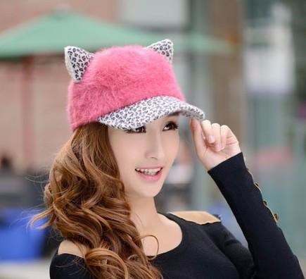 2013-new-design-hot-sale-winter-women-s-baseball-cap-cat-ears-devil-cap-leopard-print (1)