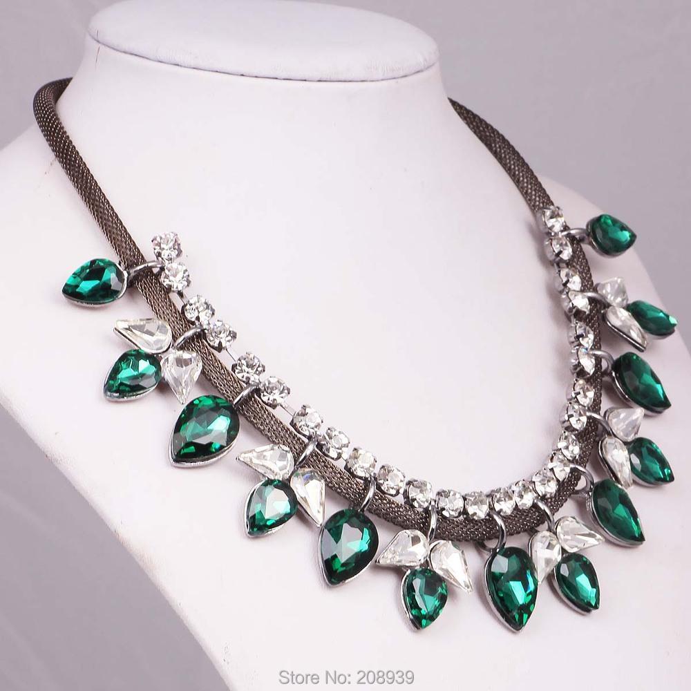 Green Costume Jewellery: Aliexpress.com : Buy Newest Handmade Fashion Jewelry Green