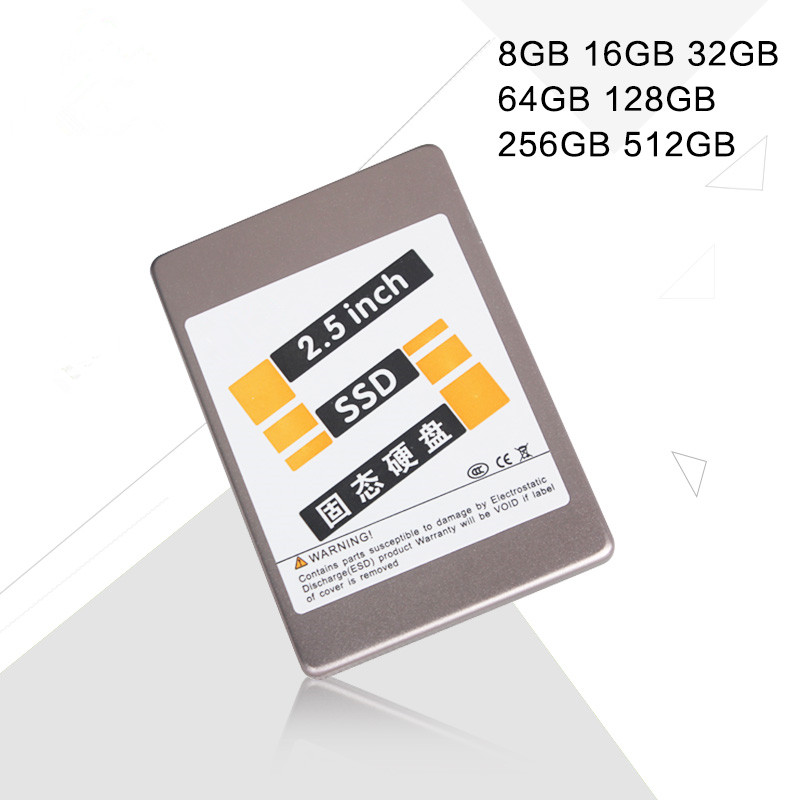 2 5 ssd case cheap ssd hdd media player hot selling For Desktop Laptop Server 8G