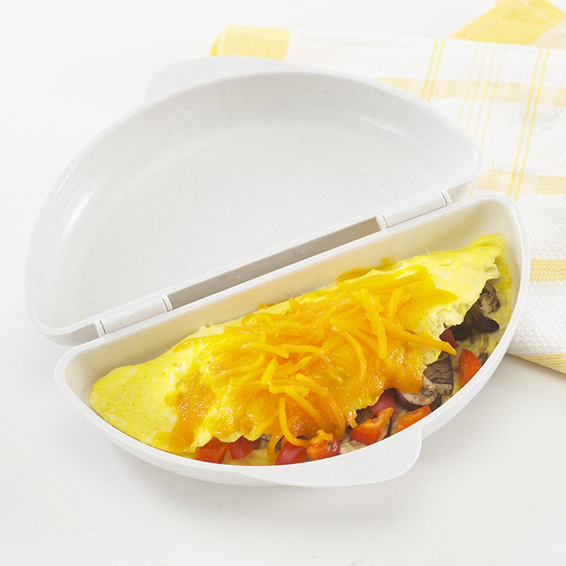 Portable kitchen tools two microwave Fried Eggs pot Fried Eggs steamed egg egg(China (Mainland))