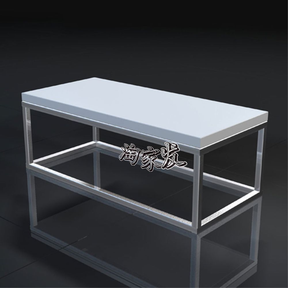 Clothing store window display renovation renderings clothing rack shoe bag shop exhibition booth tables water table(China (Mainland))