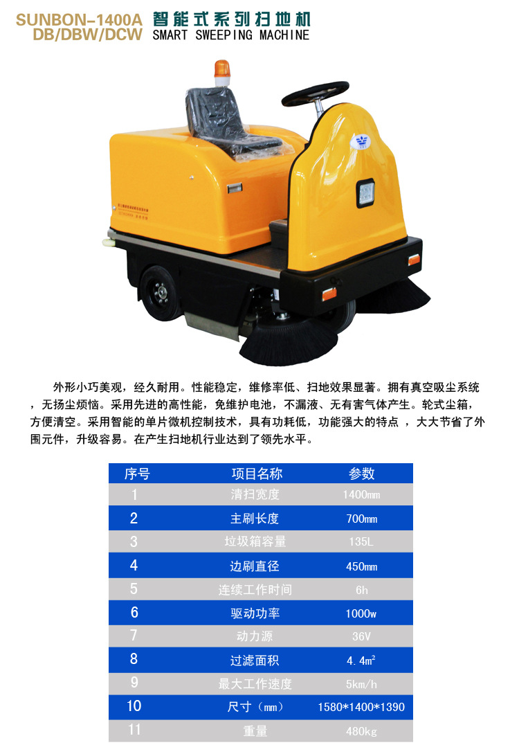 Energy saving and environmental processing custom driver Sweeper road Sweeper manufacturer industrial sweeping machi(China (Mainland))