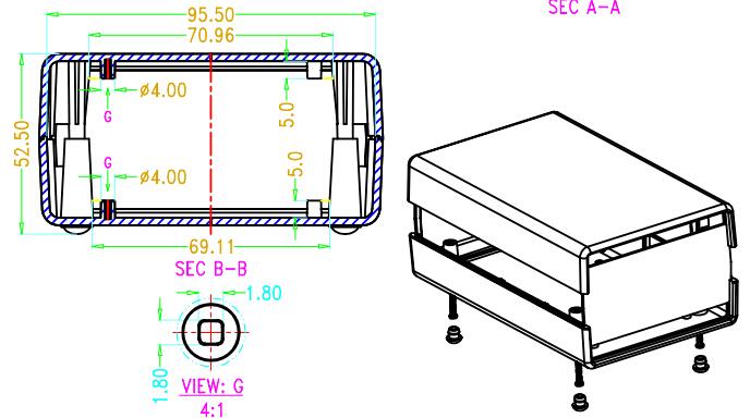 plastic enclosur for electronics plastic box (8).jpg