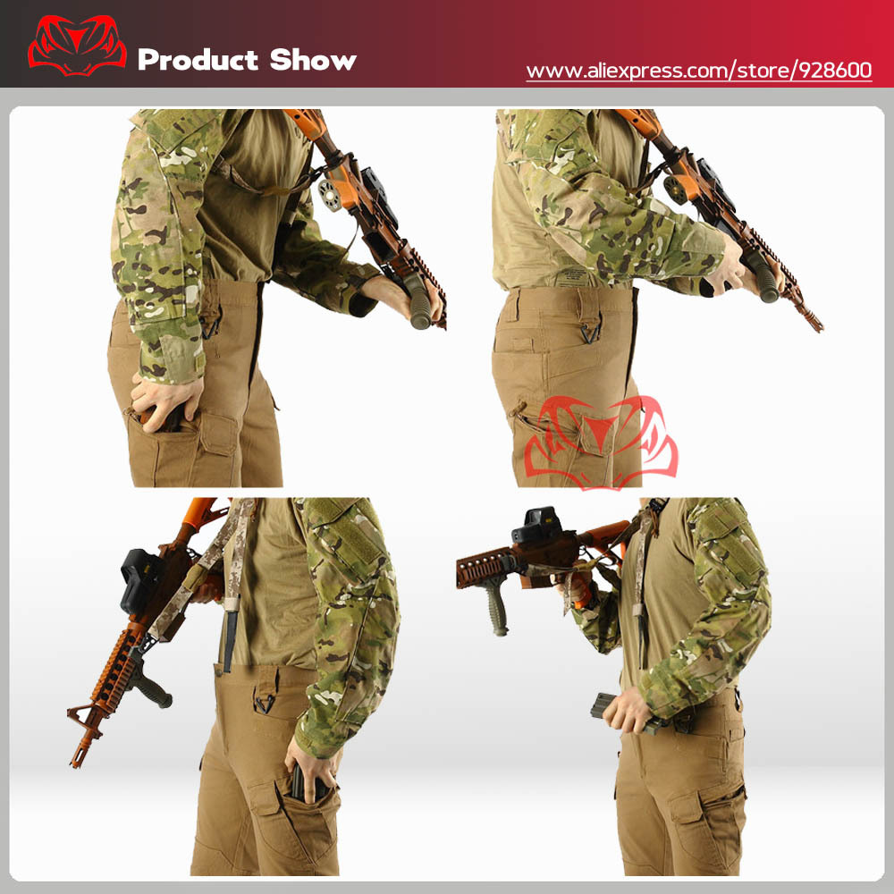 SNK cotton casual pants men army combat tactical military uniform skinny active wargame hunting cosplay - Bo ANT's store