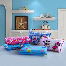 One Pcs Random Color Kindergarten children cartoon baby pillow cotton pillowcase pillowcases plus pillow cases Z001(China (Mainland))