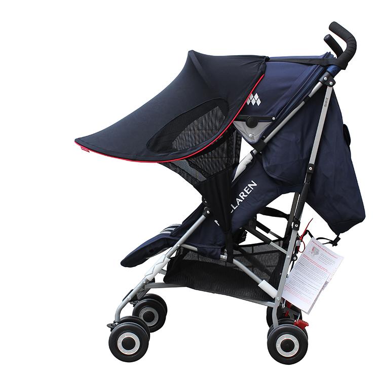 Maclaren Anti-UV Sun Shading Rain Cover Baby Strollers sunshade accessories cart umbrella Buggy shade umbrellas cover colorful(China (Mainland))