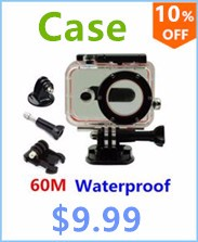 Go Pro Car Suction Cup for Xiaomi yi Car Sucker Holder Mount for Gopro Hero 4 3 3+ Sj4000 SJ5000 Sjcam Action Camera Accessories